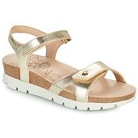 Čevlji  Ženske Sandali & Odprti čevlji Panama Jack SULIA SHINE Pozlačena