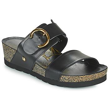 Čevlji  Ženske Natikači Panama Jack CATRINA Črna