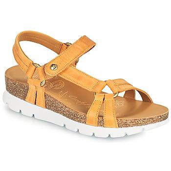 Čevlji  Ženske Sandali & Odprti čevlji Panama Jack SALLY BASICS Rumena