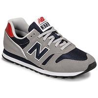 Čevlji  Moški Nizke superge New Balance 373 Siva / Modra / Rdeča