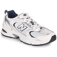 Čevlji  Nizke superge New Balance 530 Bela / Srebrna