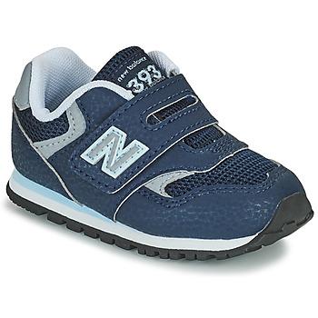 Čevlji  Dečki Nizke superge New Balance 393 Modra