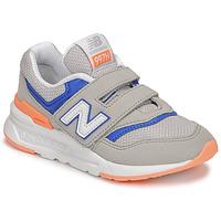 Čevlji  Dečki Nizke superge New Balance 997 Siva / Modra