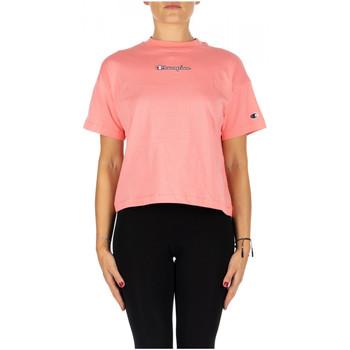 Oblačila Ženske Majice & Polo majice Champion CREWNECK T-SHIRT ps125-sbp