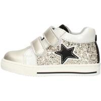 Čevlji  Deklice Nizke superge Balocchi 606224 Platinum