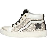 Čevlji  Deklice Visoke superge Balocchi 606526 Platinum