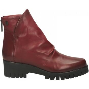 Čevlji  Ženske Gležnjarji Fabbrica Dei Colli ADD rosso