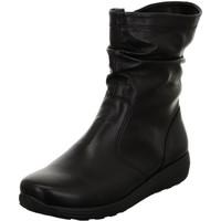 Čevlji  Ženske Gležnjarji Ara Merano St Hs Black