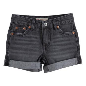 Oblačila Deklice Kratke hlače & Bermuda Levi's 3E4536-D0K Siva