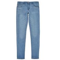 Oblačila Deklice Jeans skinny Levi's 710 SUPER SKINNY Modra