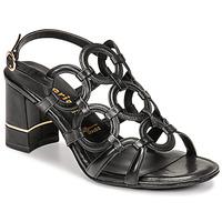 Čevlji  Ženske Sandali & Odprti čevlji Tamaris DALINA Črna