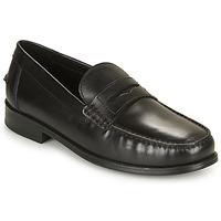 Čevlji  Moški Mokasini Geox U NEW DAMON B Črna