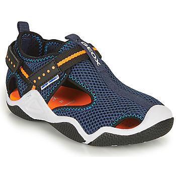 Čevlji  Dečki Športni sandali Geox JR WADER Oranžna