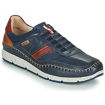 Čevlji  Moški Nizke superge Pikolinos FUENCARRAL M4U Modra