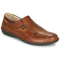 Čevlji  Moški Sandali & Odprti čevlji Pikolinos SANTIAGO M8M Kostanjeva