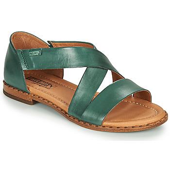 Čevlji  Ženske Sandali & Odprti čevlji Pikolinos ALGAR W0X Modra