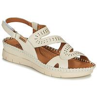 Čevlji  Ženske Sandali & Odprti čevlji Pikolinos ALTEA W7N Bela