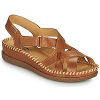 Čevlji  Ženske Sandali & Odprti čevlji Pikolinos CADAQUES W8K Kostanjeva