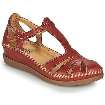 Čevlji  Ženske Sandali & Odprti čevlji Pikolinos CADAQUES W8K Rdeča