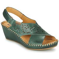 Čevlji  Ženske Sandali & Odprti čevlji Pikolinos MARGARITA 943 Modra