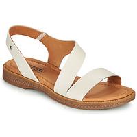 Čevlji  Ženske Sandali & Odprti čevlji Pikolinos MORAIRA W4E Bela