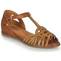 Čevlji  Ženske Sandali & Odprti čevlji Pikolinos TALAVERA W3D Kostanjeva