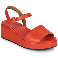 Čevlji  Ženske Sandali & Odprti čevlji Camper MISIA Rdeča
