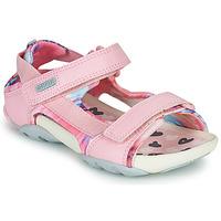Čevlji  Deklice Sandali & Odprti čevlji Camper OUS Rožnata