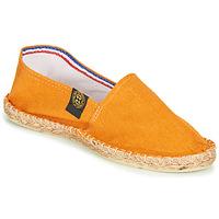 Čevlji  Espadrile Art of Soule LINEN Oranžna