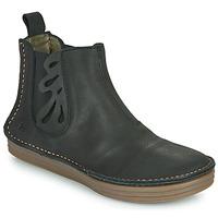 Čevlji  Ženske Gležnjarji El Naturalista PLEASENT Črna