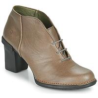Čevlji  Ženske Mestni škornji    El Naturalista CAPRETTO Kostanjeva