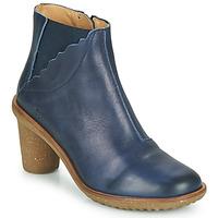 Čevlji  Ženske Gležnjarji El Naturalista IRIS Modra