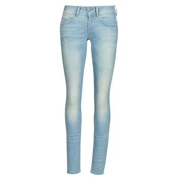 Oblačila Ženske Jeans skinny G-Star Raw Lynn Mid Skinny Wmn Vintage