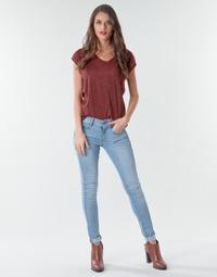 Oblačila Ženske Jeans skinny G-Star Raw Lynn Mid Skinny Wmn NEW Vintage