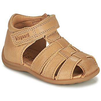 Čevlji  Otroci Sandali & Odprti čevlji Bisgaard CARLY Bež