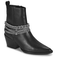 Čevlji  Ženske Mestni škornji    Bronx JUKESON Črna