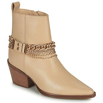 Čevlji  Ženske Mestni škornji    Bronx JUKESON Bež