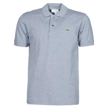Oblačila Moški Polo majice kratki rokavi Lacoste POLO CLASSIQUE L.12.12 Modra