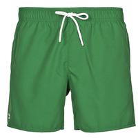 Oblačila Moški Kopalke / Kopalne hlače Lacoste POTTA Zelena