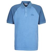 Oblačila Moški Polo majice kratki rokavi Lacoste POLO PH9745 Modra