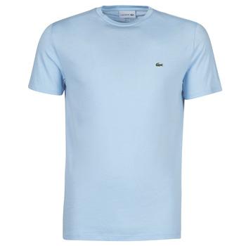 Oblačila Moški Majice s kratkimi rokavi Lacoste ALFED Modra