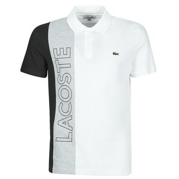 Oblačila Moški Polo majice kratki rokavi Lacoste POLO REGULAR FIT YH9852 Večbarvna
