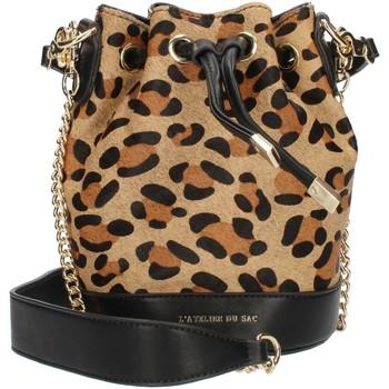 Torbice Ženske Ročne torbice Pash Bag DOROTHYFUNNYFACE Spotted