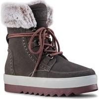 Čevlji  Ženske Škornji za sneg Cougar Vanetta Suede Pewter