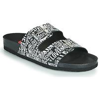 Čevlji  Ženske Sandali & Odprti čevlji Love Moschino JA28073G1C Črna