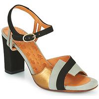 Čevlji  Ženske Sandali & Odprti čevlji Chie Mihara Bega Črna / Siva