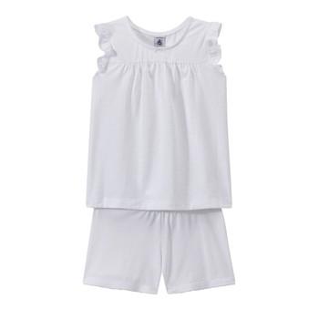 Oblačila Deklice Pižame & Spalne srajce Petit Bateau FRIDGET Večbarvna