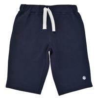 Oblačila Dečki Kratke hlače & Bermuda Petit Bateau LAVIEN Modra