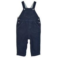 Oblačila Dečki Kombinezoni Petit Bateau MILIBERT Modra