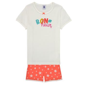 Oblačila Deklice Pižame & Spalne srajce Petit Bateau MARSHA Večbarvna